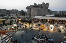 Places to Visit in Rhodes